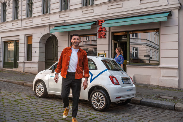 DAVID HAASE c/o TOBIAS BOSCH FOTOMANAGEMENT SHARE NOW FIAT 500