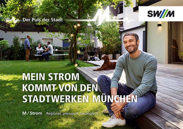 AGENTUR ROUGE - Stadtwerke München for SERVICEPLAN