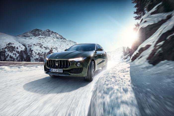Maserati Levante CGI // Personal Work