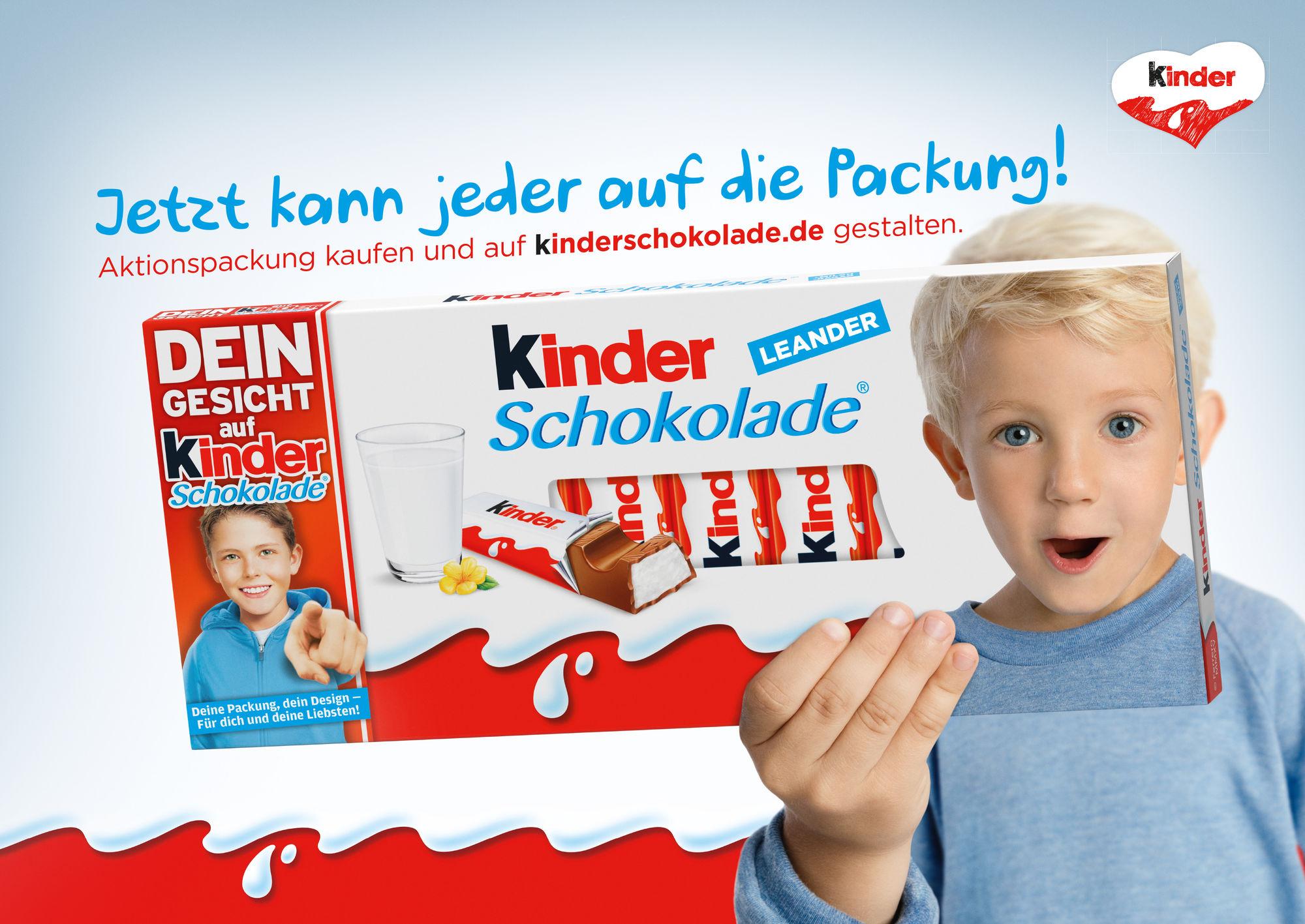 Gosee Kinderschokolade Aktionspackung
