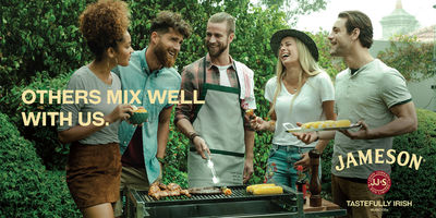 HENDRIK NENNECKE for Jameson Whiskey Campaign 2019