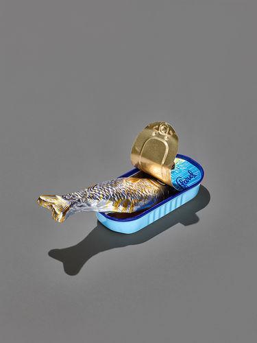 "ROCKENFELLER & GöBELS: Project ""Silver Fish"" by Sabine Scheer"