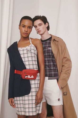 SASCHA HEINTZE C/O FREDA+WOOLF FOR FILA