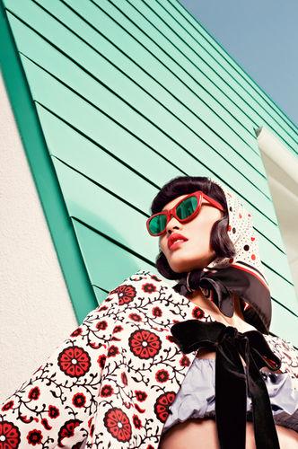 ONE HUNDRED BERLIN for VOGUE GIRL JAPAN