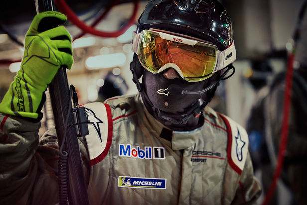 "KELLY KELLERHOFF REPRESENTS! Andreas Hempel at ""24 Hours of Le Mans"" with Patrick Dempsey"