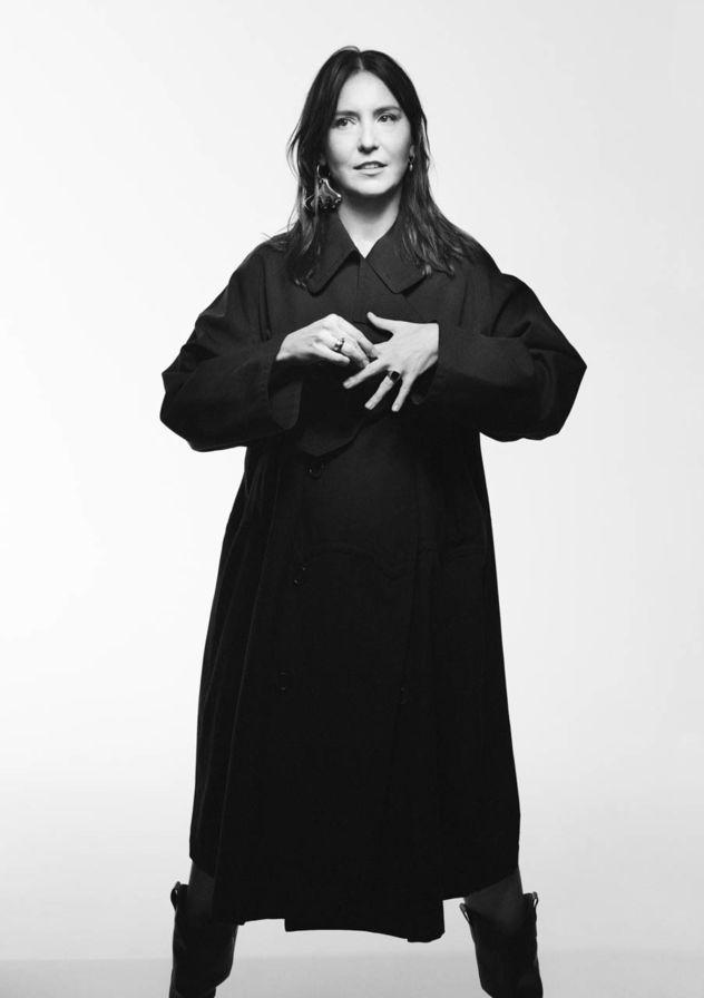 'Polish women in photography' by Mateusz Stankiewicz c/o SAMESAME AGENCY for ELLE POLAND