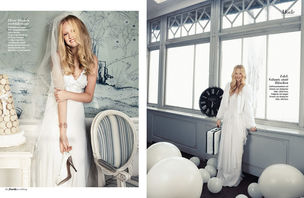 NERGER M&O : Brita SOENNICHSEN for FREUNDIN