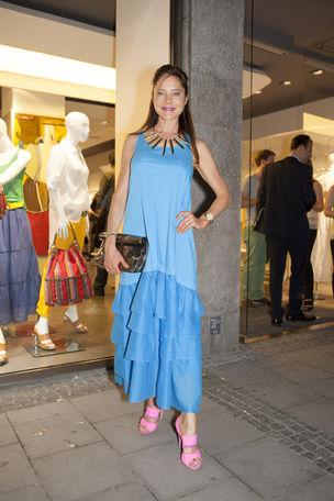 "GOSEE EVENT : ""Fashion goes Art"" Vernissage at STEFANEL"