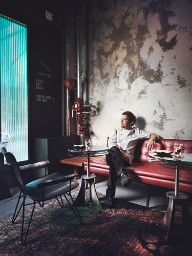 ANKE LUCKMANN : BCN People - Albert Adria