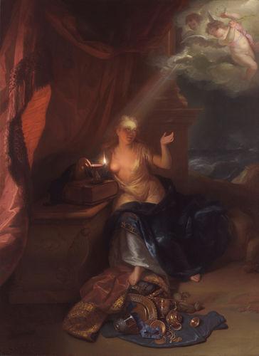 MARSIL - Wallraf-Richartz-Museum & Fondation Corboud featuring painter Godefridus Schalcken