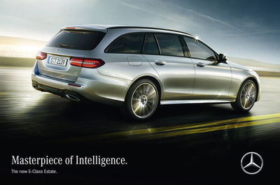 UWE DUETTMANN for MERCEDES E-CLASS