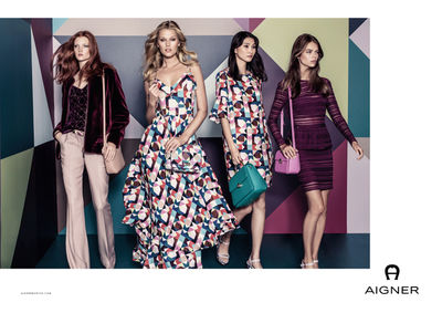 AIGNER SPRING/SUMMER 2017 - THE GARAGE