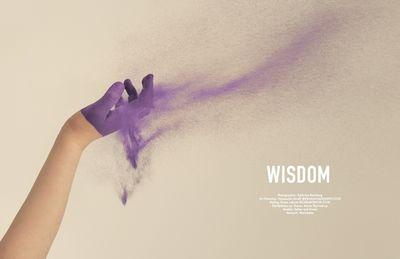 'Wisdom' NATASSCHA GIRELLI for HOOLIGANS MAGAZINE