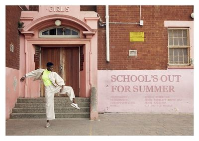 ANDREA HEBERGER GMBH & School's out for summer