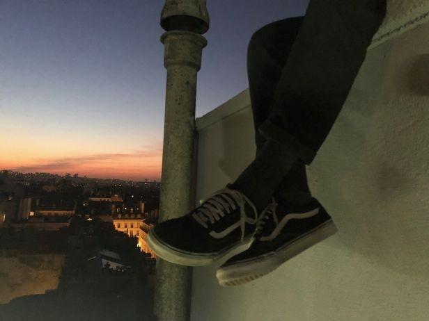 COSMOPOLA – Marc Thirouin - From Paris to Chamonix Rossignol