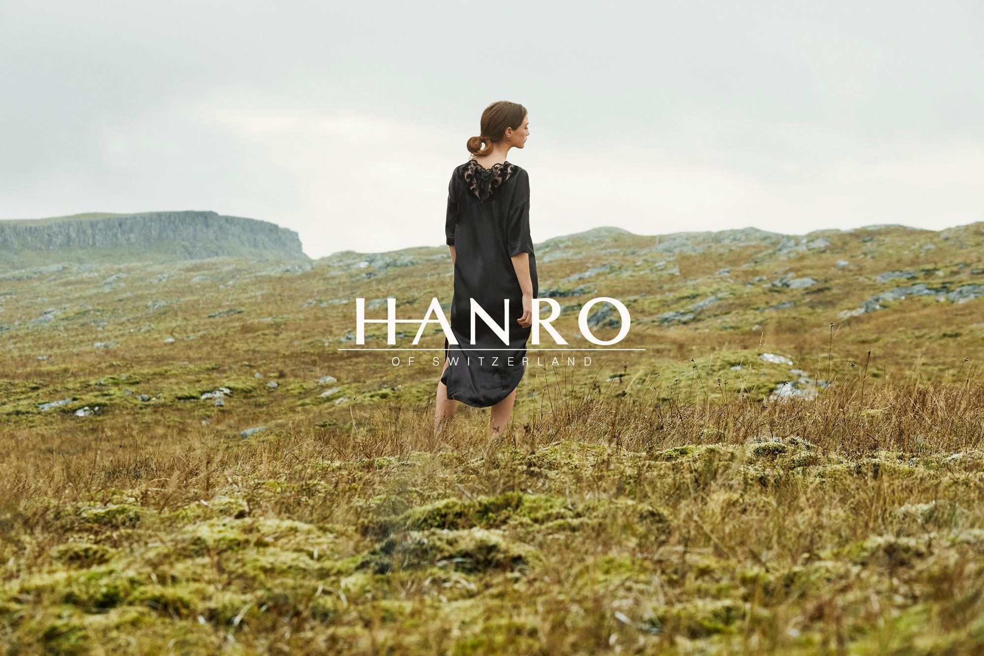 SPEEDBALL PRODUCTIONS for HANRO OF SWITZERLAND