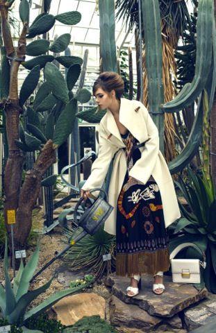 Nina Tatavitto for Marie Claire Hong Kong shot by Cintia Alexander Barroso