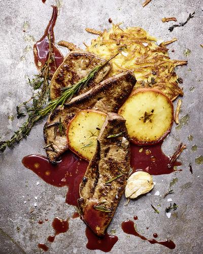 Stefan Thurmanns Foodmotive in der BEEF! Special Issue Ausgabe