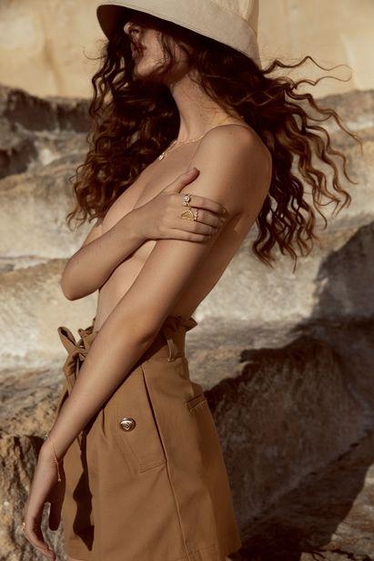 Model RUTH CAMARA for Danish Jewelry Designer SPIRIT ICONS - Photos UWE KOERNER