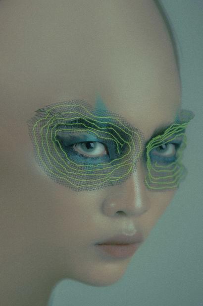 'THE CONNECTION' by Chiron Duong / Winner Prix Picto de la Mode 2020