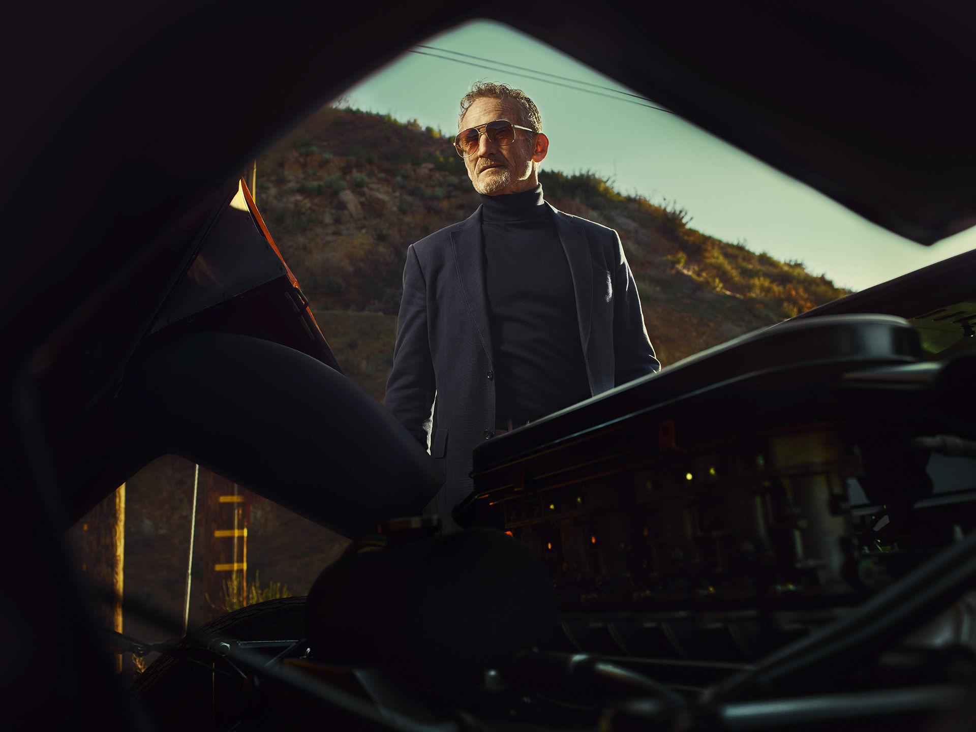 The Californian Job - eine Hommage von Anke Luckmann