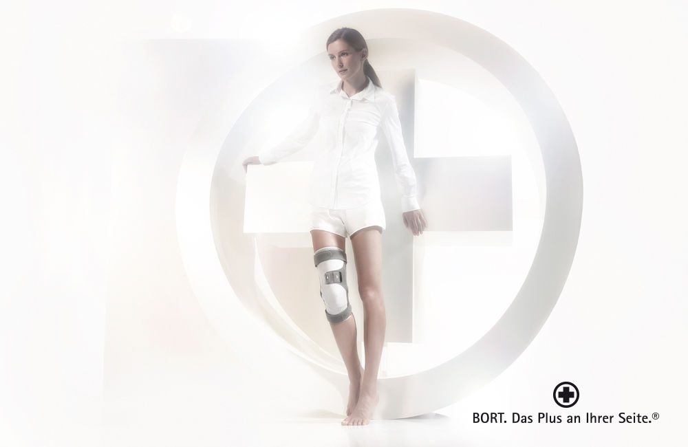 AVENGER PHOTOGRAPHERS : Jörg SCHIEFERECKE for BORT MEDICAL