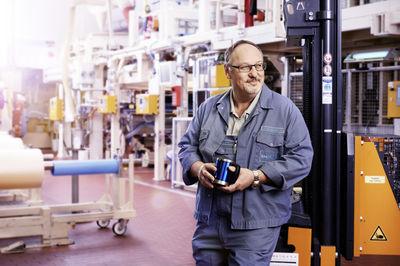 Ruprecht Stempell fotografiert Arbeitswelten