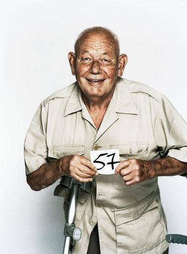 DARIUS RAMAZANI 'Old People'