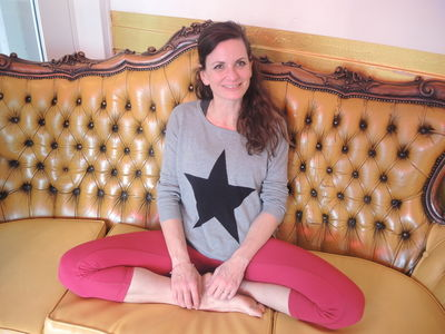 GoSee : Nicole Bongartz (Vishnus Couch/Yoga Conference Germany)
