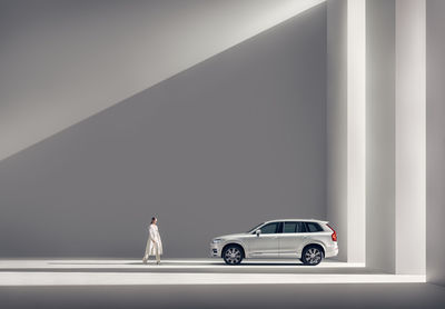 ROCKENFELLER & GöBELS: NEW VOLVO XC90 CAMPAIGN BY PATRIK JOHALL