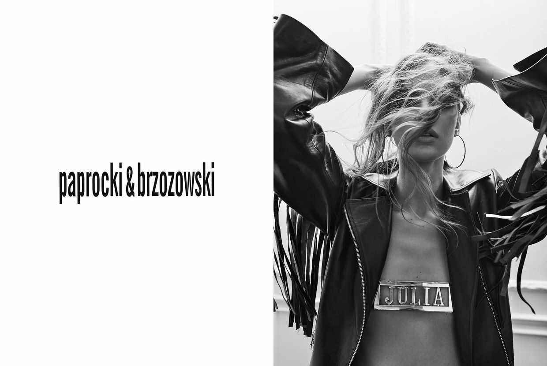 Mateusz Stankiewicz for PAPROCKI&BRZOZOWSKI