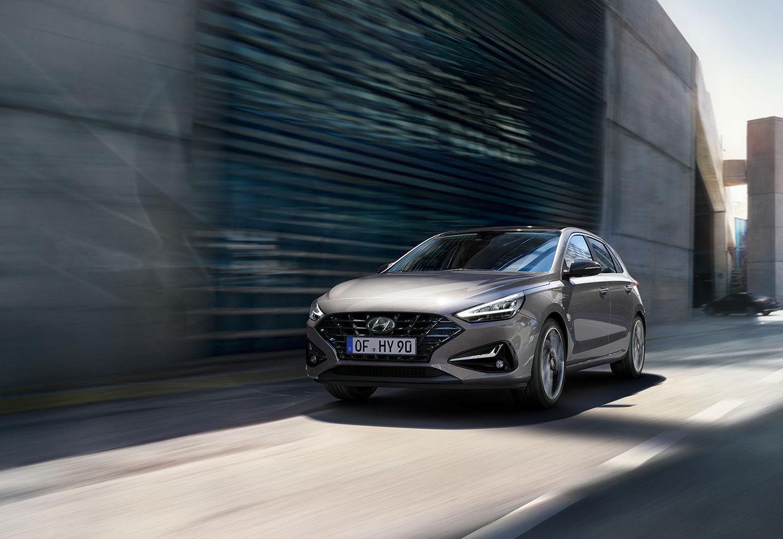 SEVERIN WENDELER: Hyundai i30 and i30 N Line   Photography by HE&ME c/o Severin Wendeler