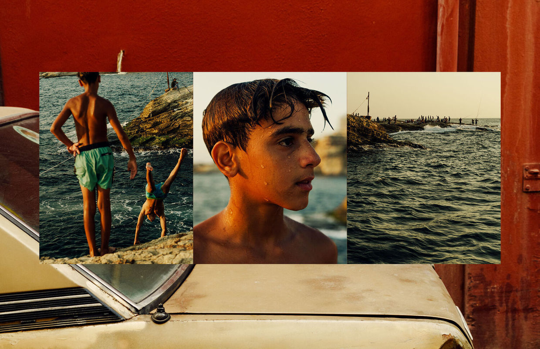 GIGANTIC MAGAZINE - 'BEIRUT: AN APPRECIATION' by JOÃO CANZIANI c/o Giant Artists
