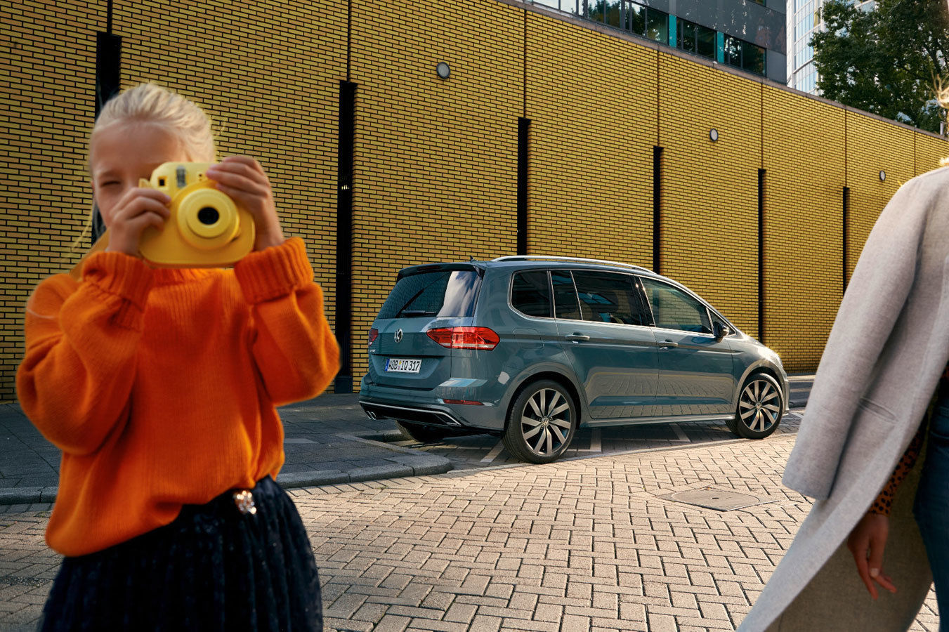 KLEIN PHOTOGRAPHEN : Emir Haveric for VW IQ Drive
