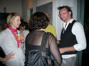 FFF-WELLWORK : Natalie Marx (Acht Frankfurt), Deborah Hanusa (Y&R) and Ralph Thamm (European School of Design)