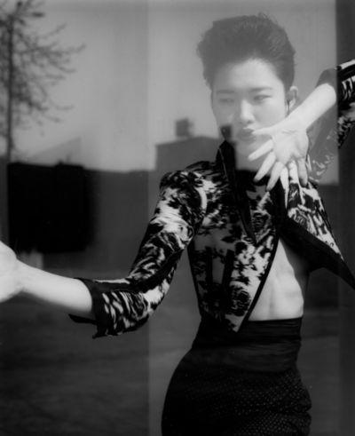 Stefan Dotter - Wan Yu for Vogue Portugal