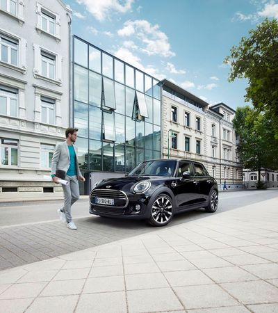 CONTINENTAL PRODUCTIONS for MINI