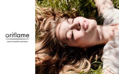 KLEIN PHOTOGRAPHEN : Serge GUERNAD for ORIFLAME