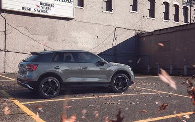 Robert Westrich free work Audi Q2