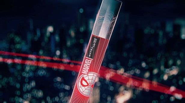 now open, director an le, marvel x maybelline special collaboration