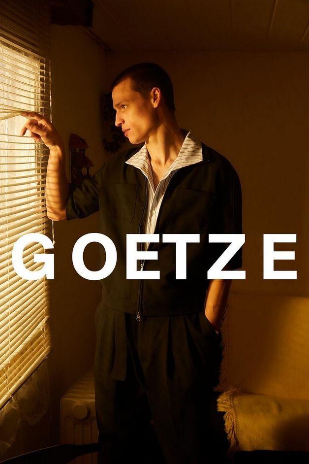 Joseph Kadow shoots the campaign and lookbook for GOETZE SS19 // COLLECTIVEINTEREST ARTIST MANAGEMENT