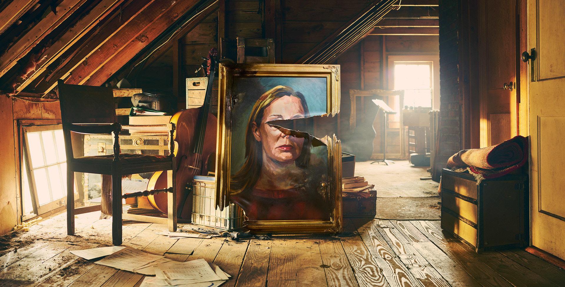 "SEVERIN WENDELER: Advertising campaign ""Thyroid Eye Disease"" Photo by Alex Telfer c/o Severin Wendeler"