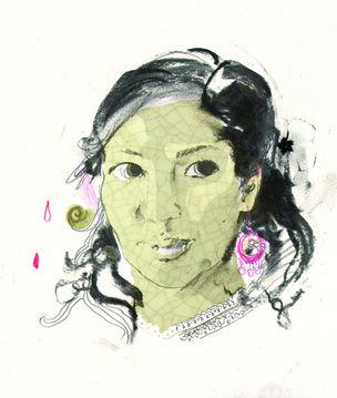 CAROLINE SEIDLER : Dorothee SCHWAB for PADMA BHATT / CAROLINE SEIDLER