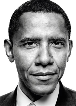 Barack Obama  © Power Platon by Schirmer/Mosel
