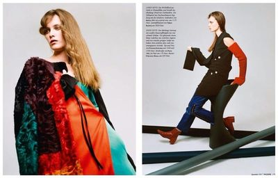 MILDRED for MADAME GERMANY/ TFM MODELS OSLO