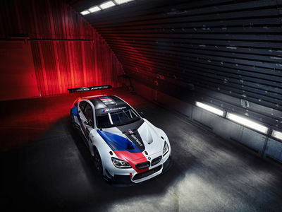 STEFAN REEH : BMW CUSTOMER RACING MOTIVE FOR BÜROSÜD