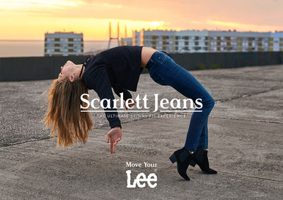 THE SATISFACTION : MOVE YOUR LEE — FALL WINTER 2017