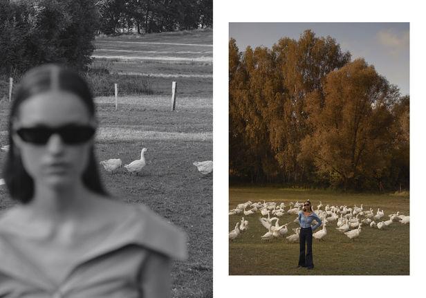 MARIE SCHMIDT c/o TOBIAS BOSCH FOTOMANAGEMENT VOGUE CZECH