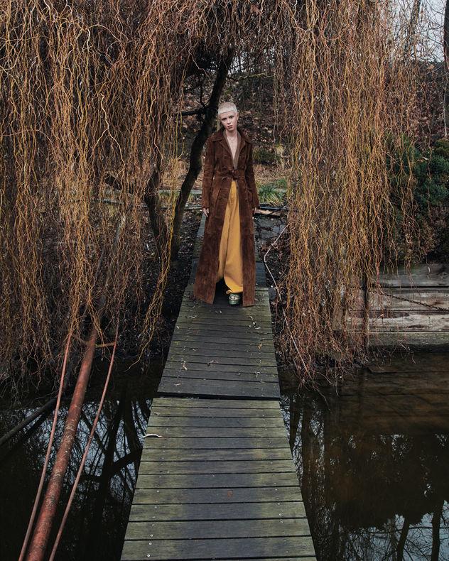 JANA KAPOUNOVA - Styling for DOLCE VITA Magazine