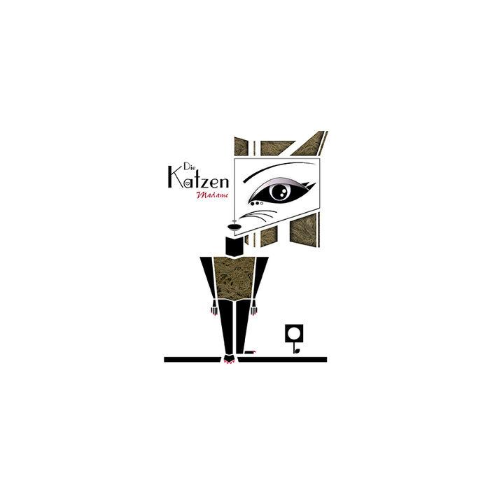 CARIN FELDSCHMID - *Die Katzenmadame* - Digital/Analog